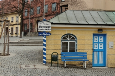 Dachau bus stop