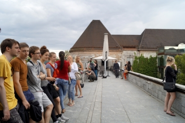 Ljubljana castle 3