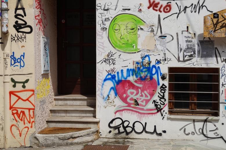 Ljubljana graffiti 57
